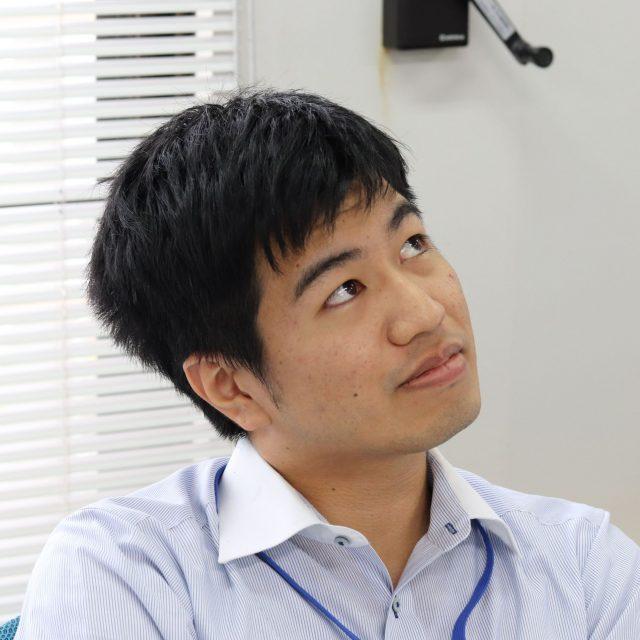 第一システム事業部 開発ニ部 S・M(2016年入社)